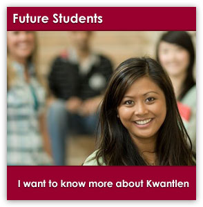 I want to know more about Kwantlen