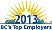top employer bc 2012
