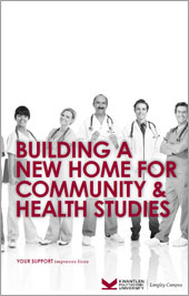 Building a New Home for Community & Health Studies