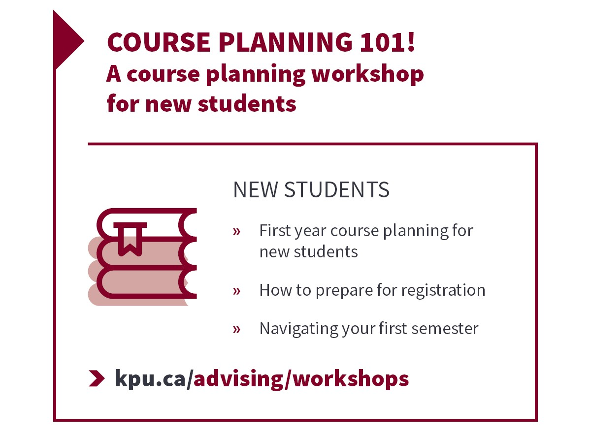 Course Planning 101