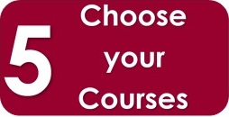 step 5-choose courses