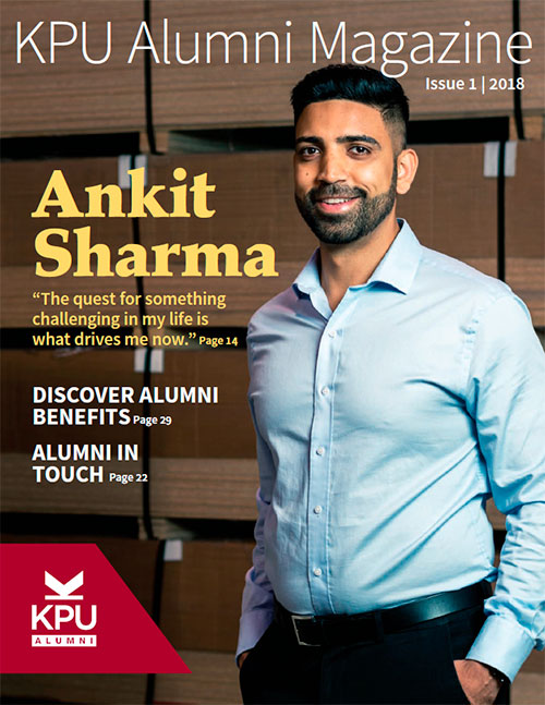 KPU Alumni Magazine: Issue 1