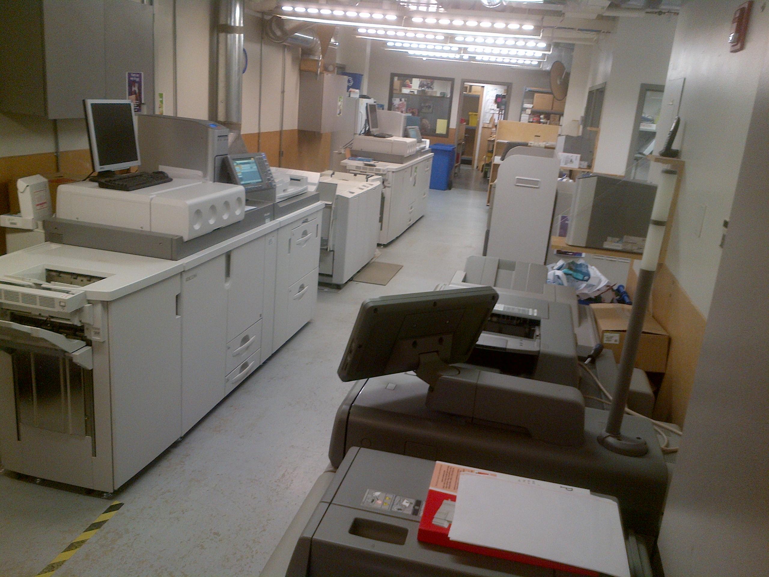 KPU Print Shop