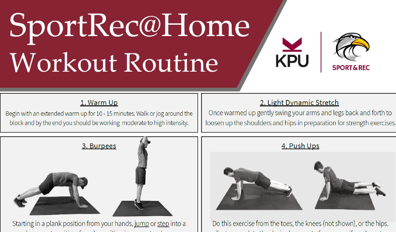 25 - 40 minute Home Workout