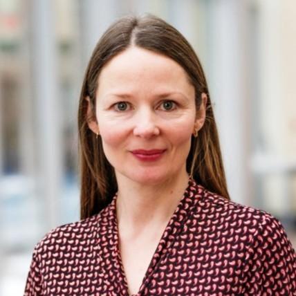 Headshot of Chantal Rackley