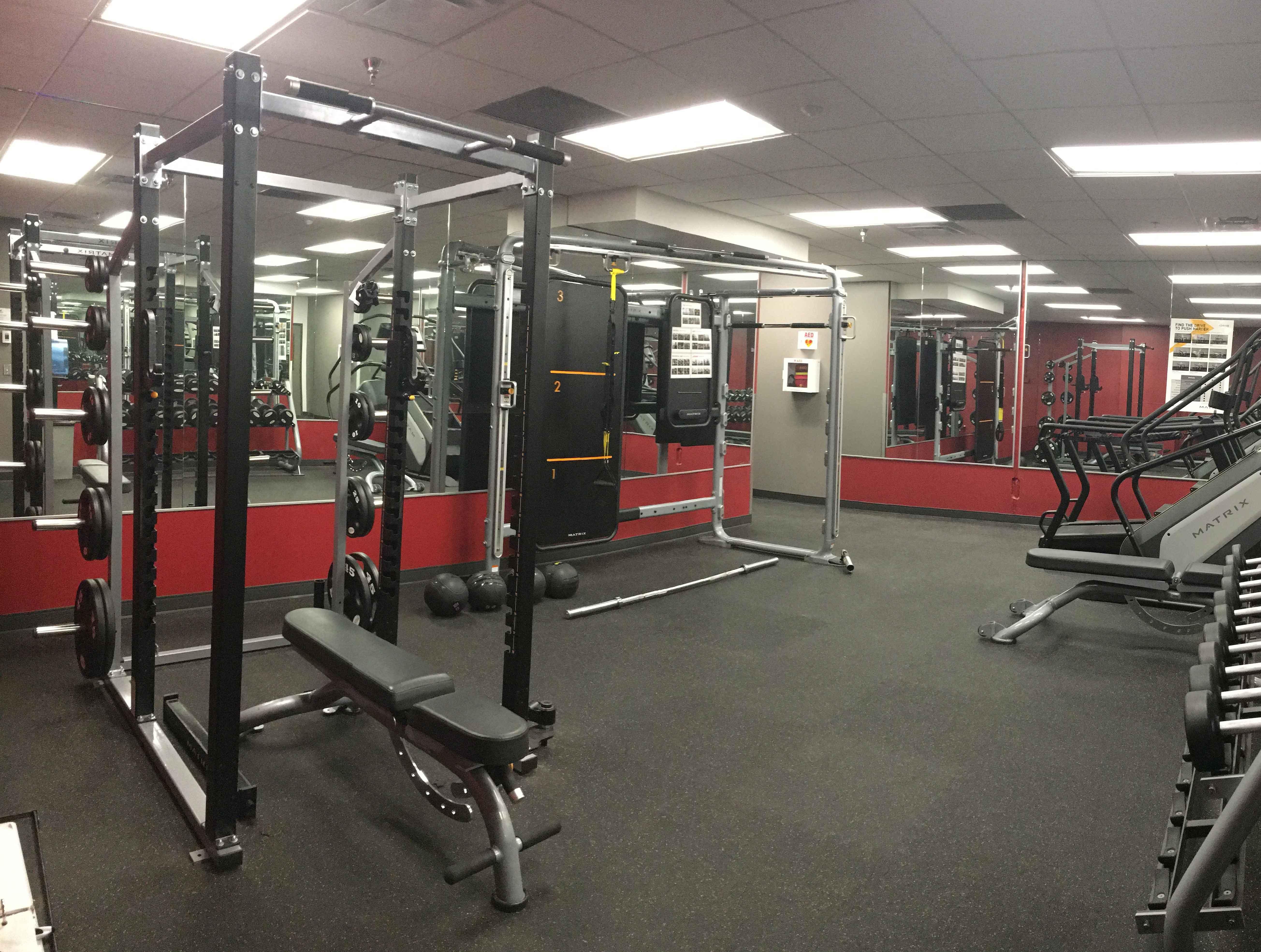 Cloverdale Gym