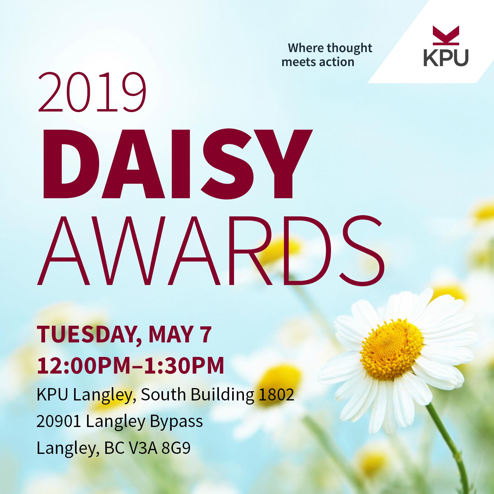 daisy 2019