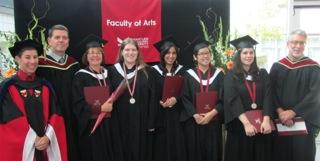 KPU English graduates 2014
