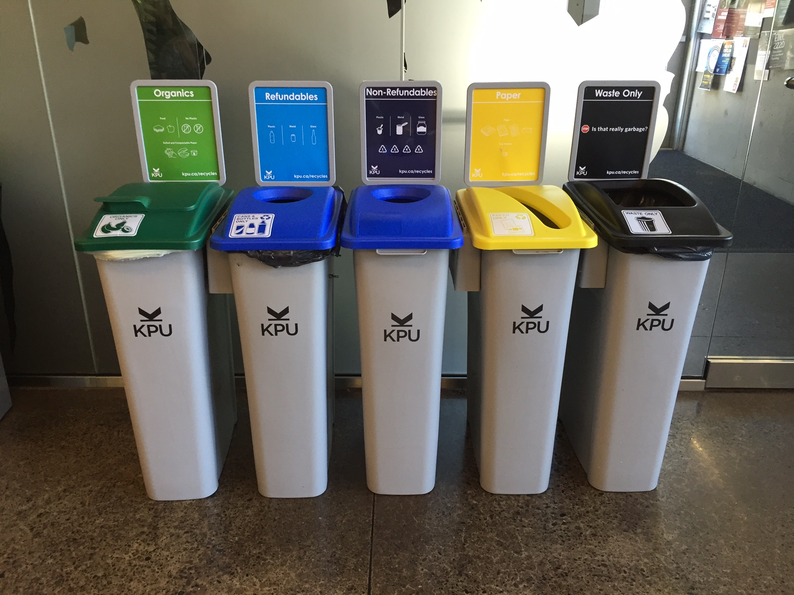 Recycling Amp Composting Kpu Ca Kwantlen Polytechnic