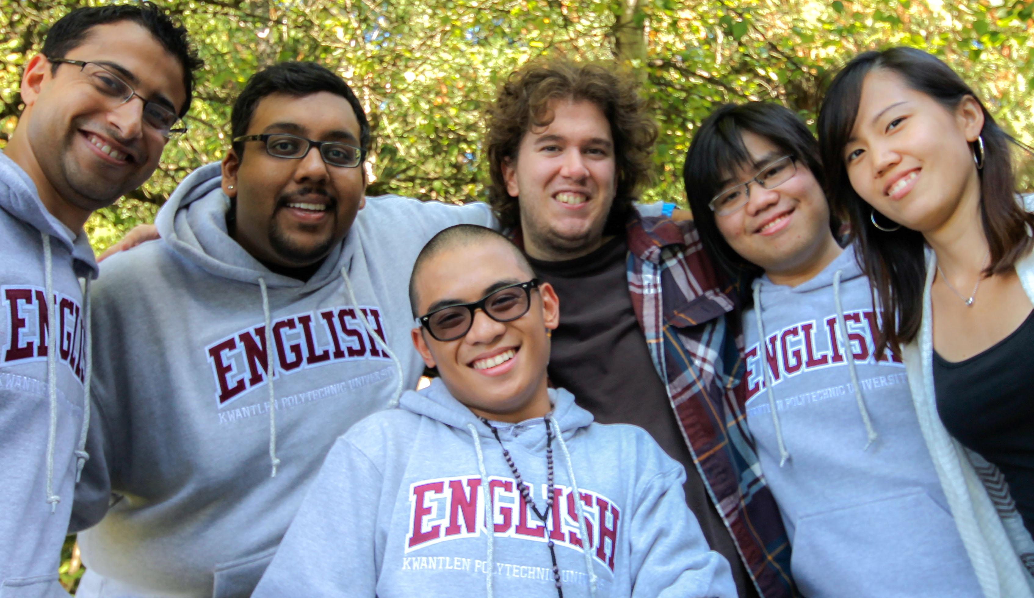 KPU English Students