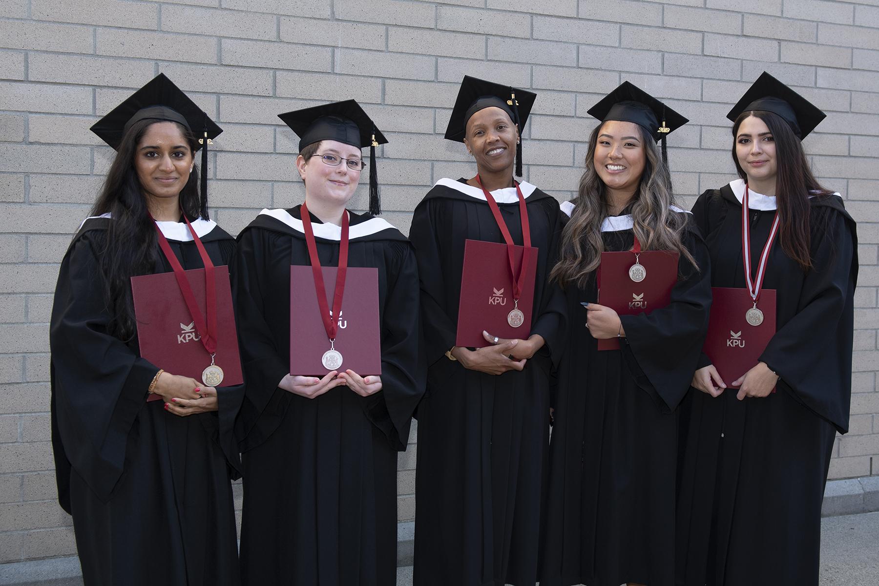 KPU English Graduates 2019