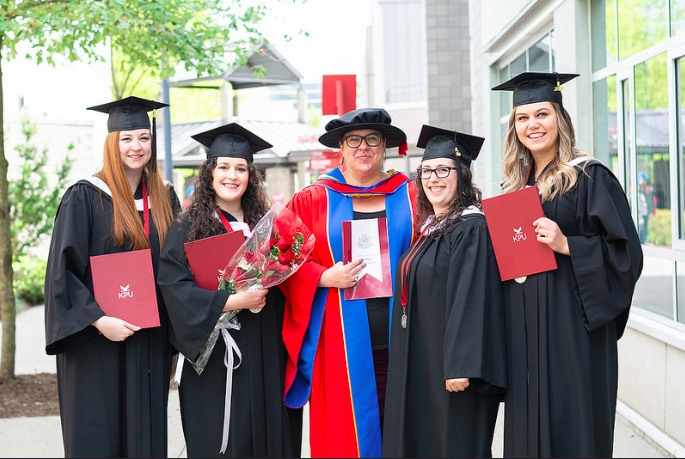 2018 English Graduates