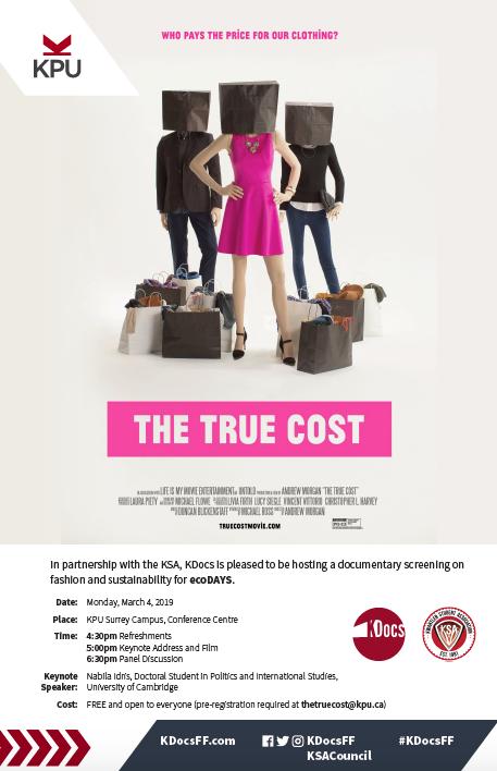 Docs - The True Cost