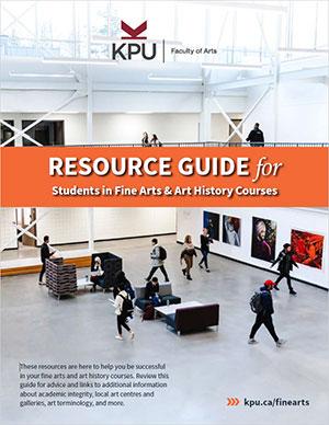 Fine Arts Resource Guide