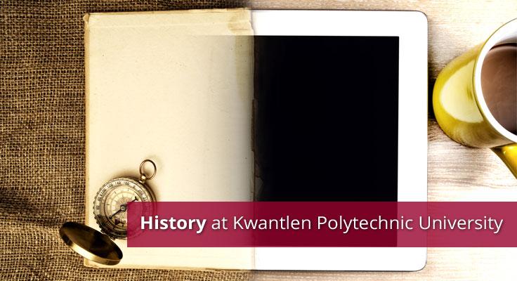 History at KPU