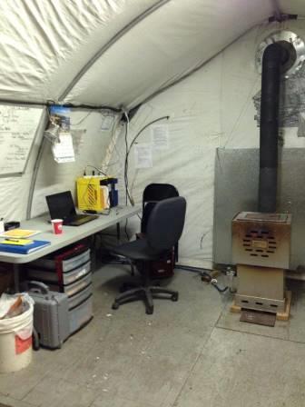 kim arctic tent