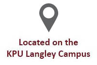 Located on the KPU Langley Campus