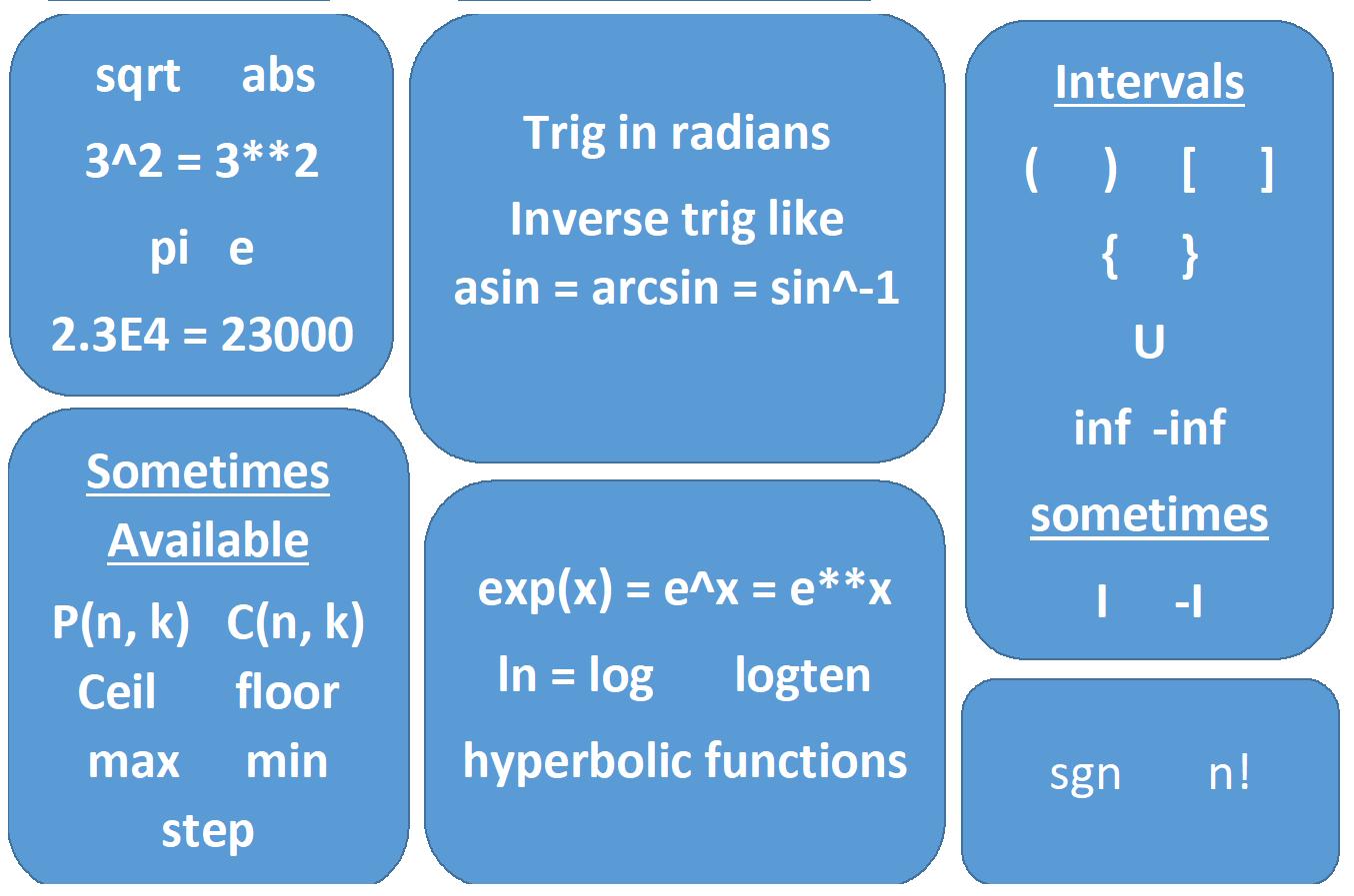 WebWork Functions