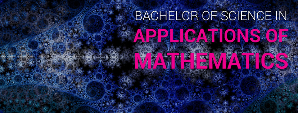 BSc Applications of Mathematics