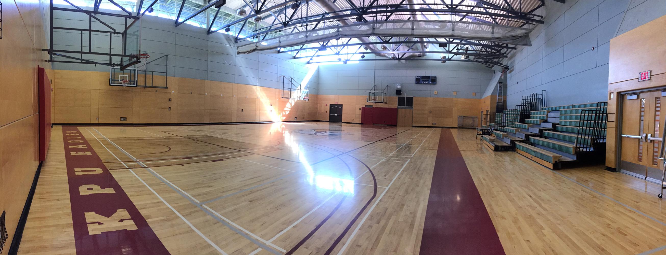 Surrey Campus Gymnasium