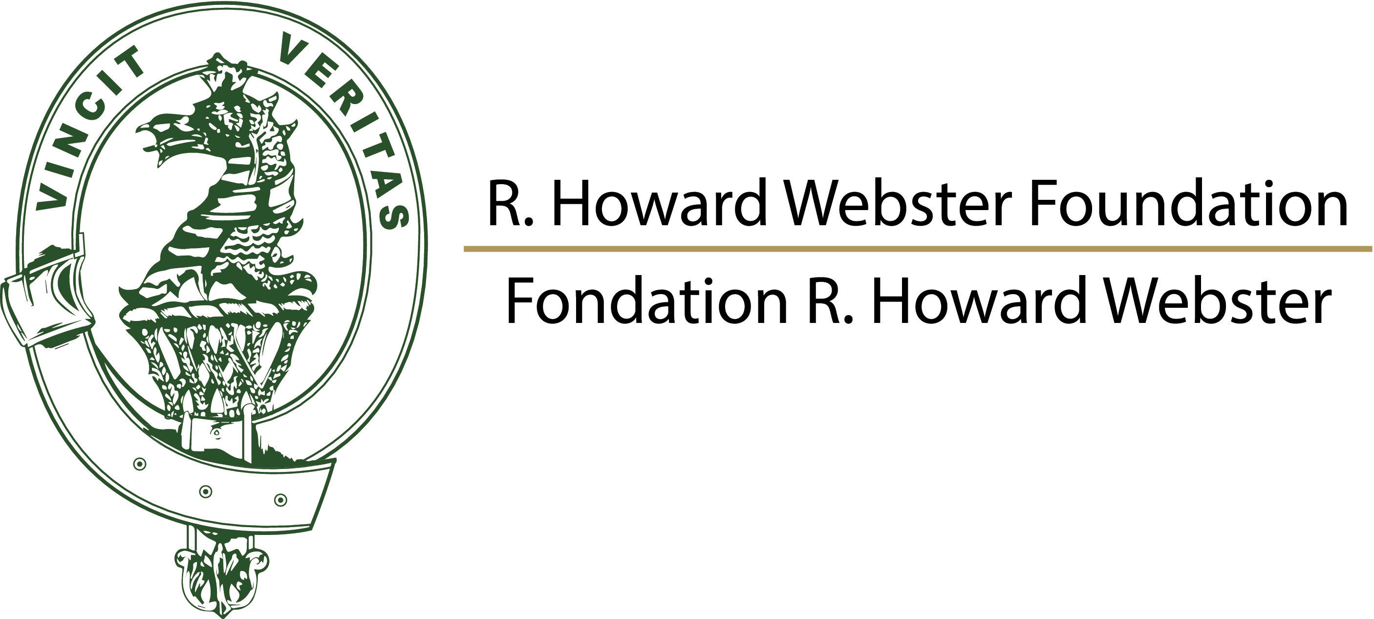 R Howard Webster Foundation Logo