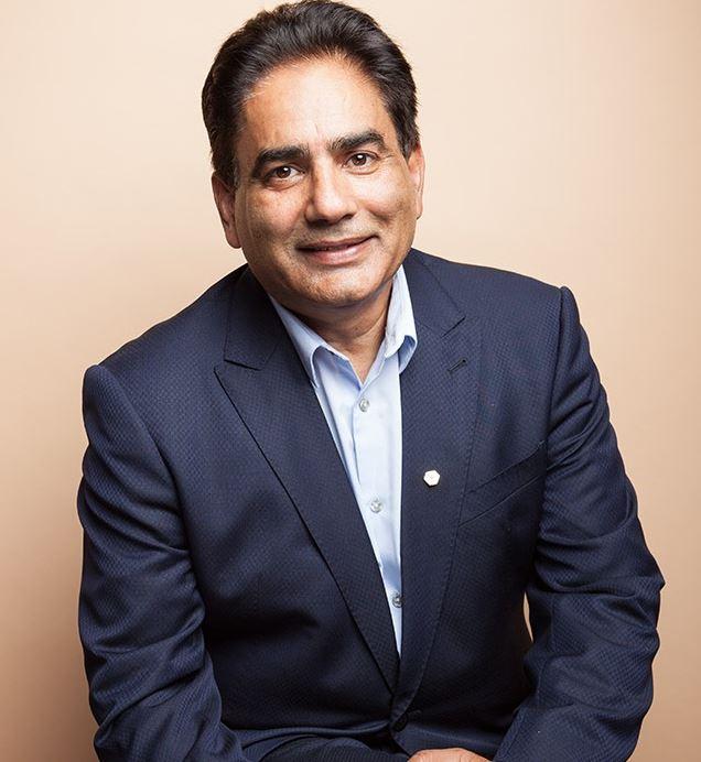 Balraj Mann Headshot