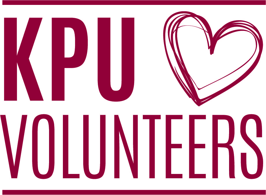KPU loves volunteers