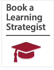 Book a Learning Strategist
