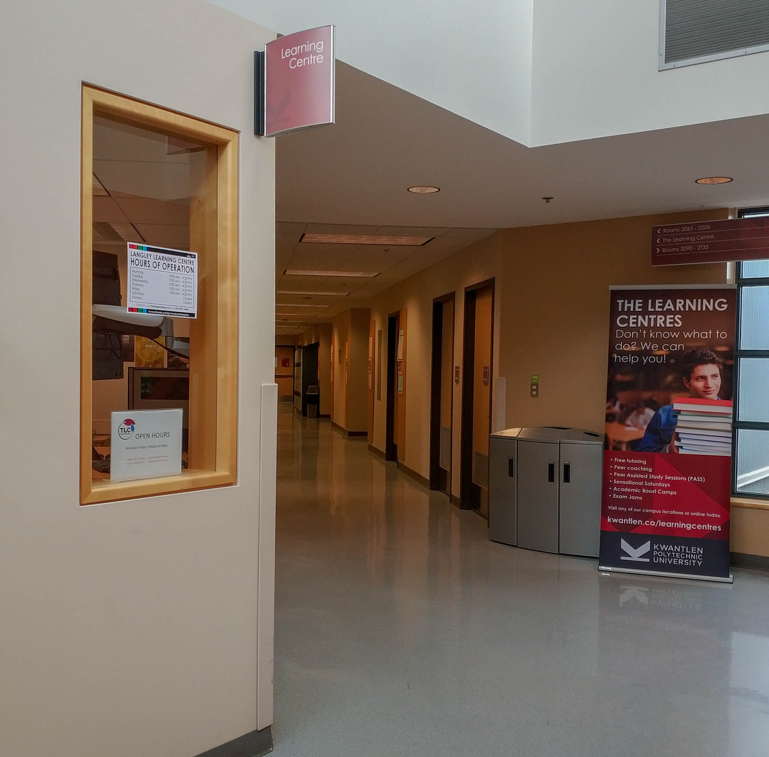 Langley Learning Centre