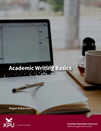 Academic Writing Basics