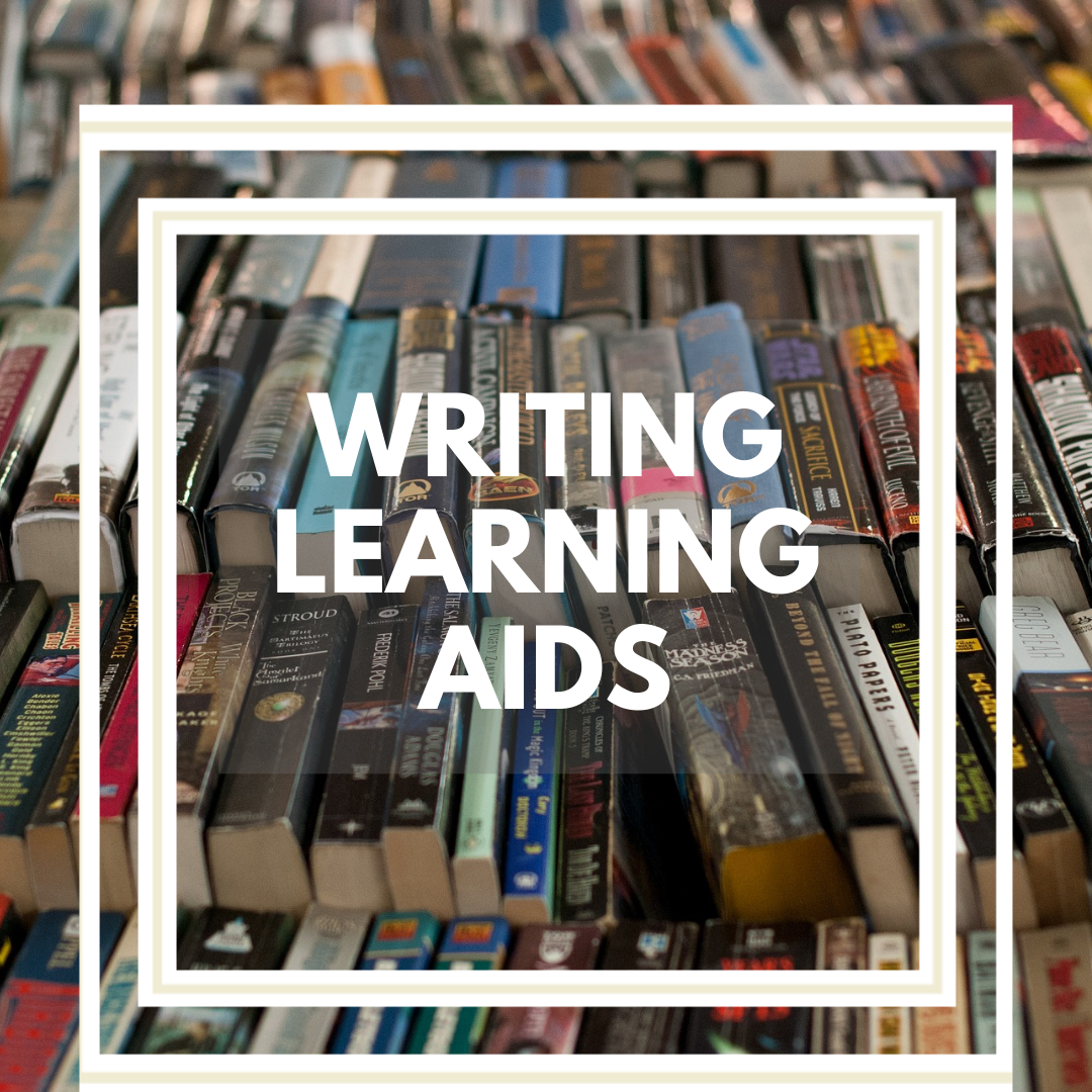 Writing Learning aids