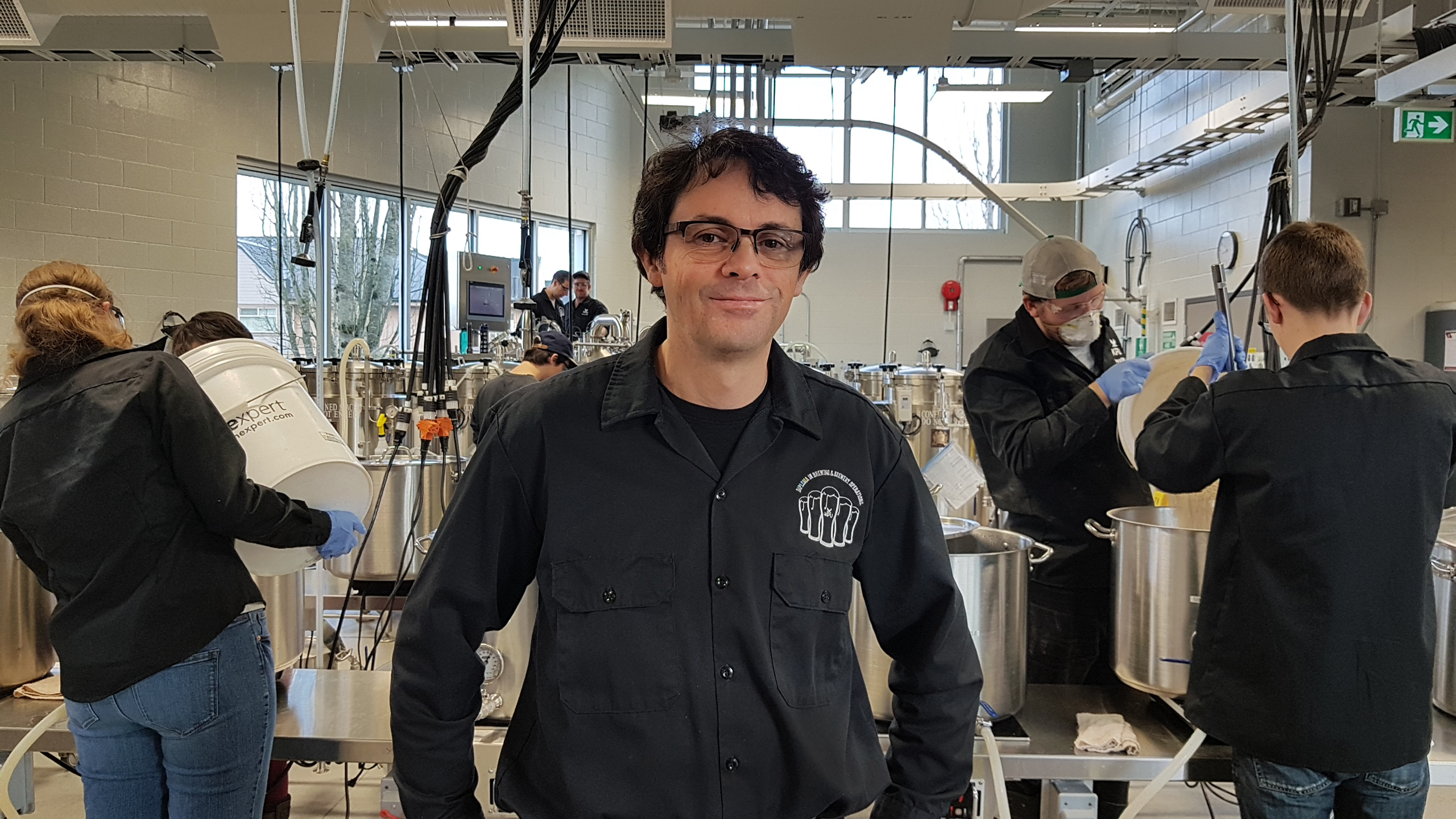 Kwantlen Polytechnic University (KPU) has been awarded the title of Grand National Championship as the school that brews the best beers in North America.   KPU brewing recently competed in the U.S. Open College Beer Championship winning two gold and one s