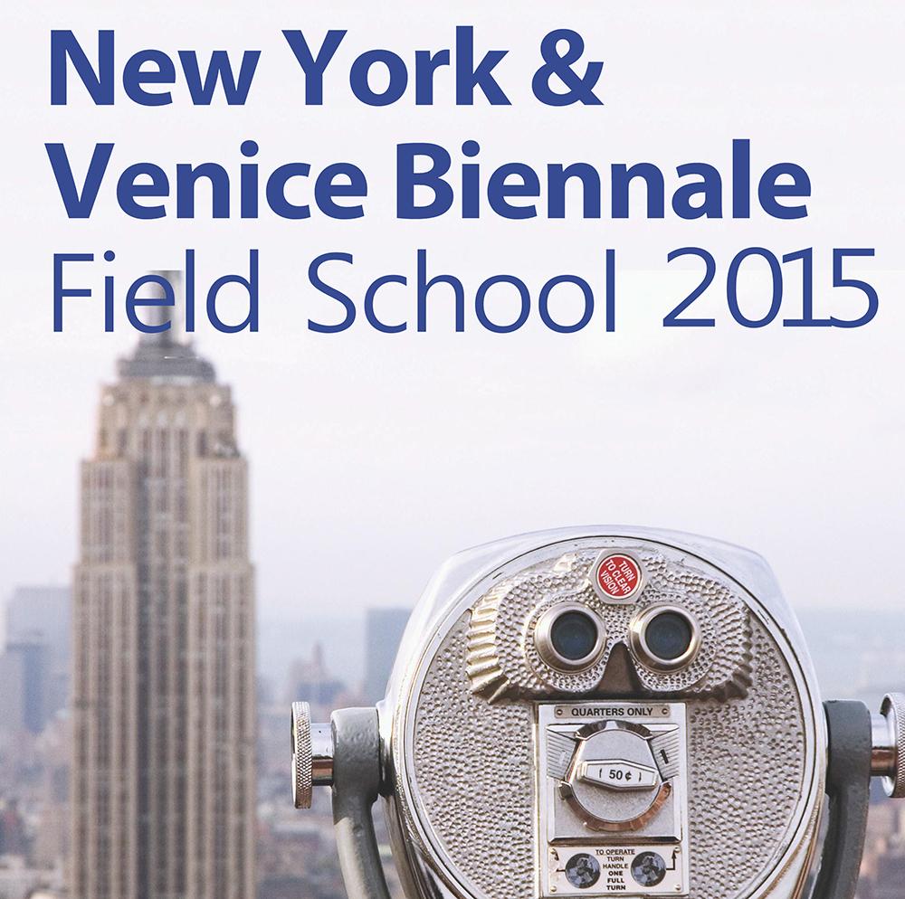2015 Arts Field School
