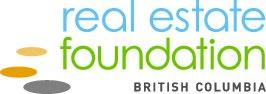 Real Estate Foundation of BC logo