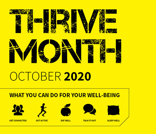 Thrive Month 2020