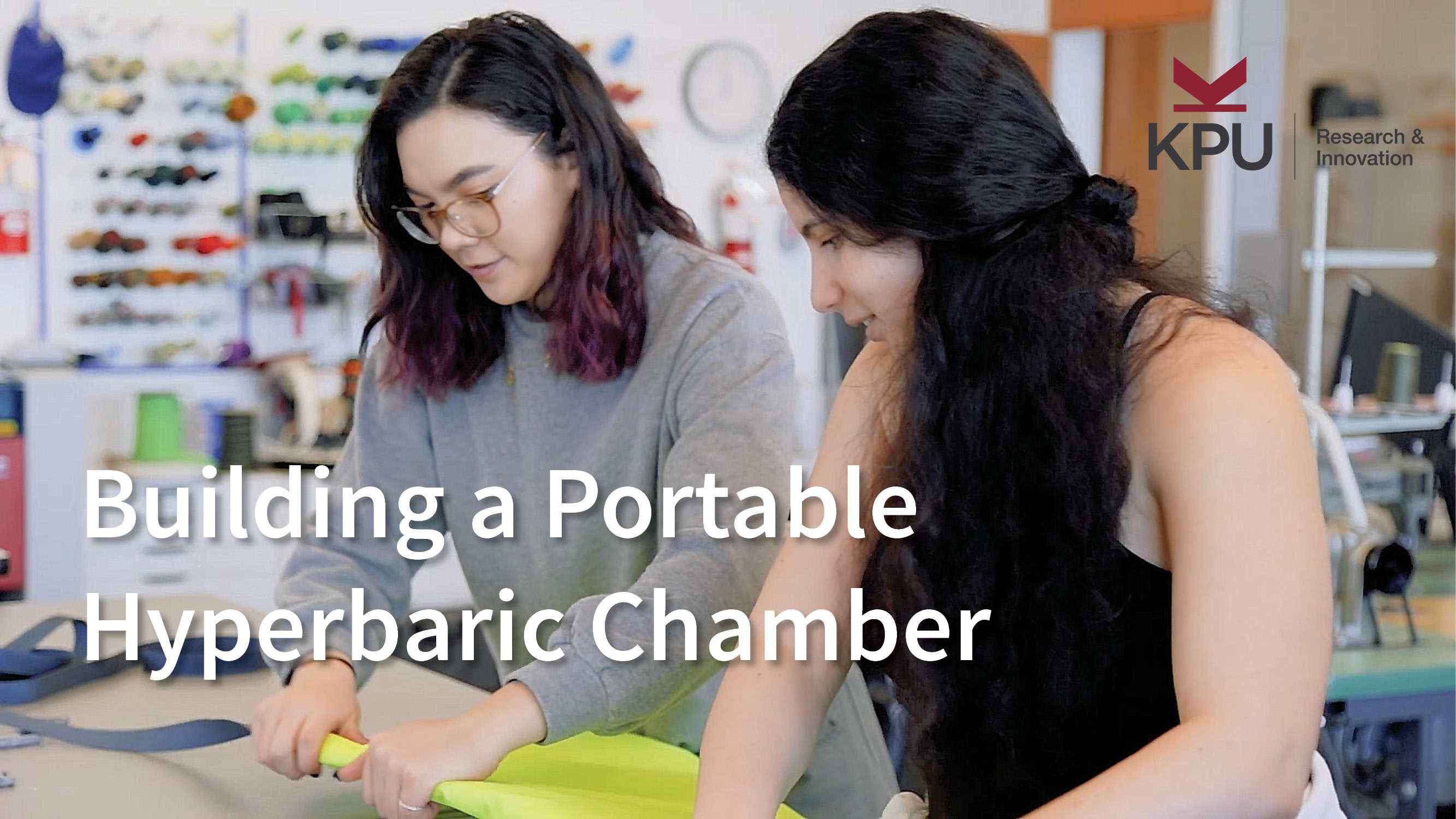 wsod hyperbaric chamber project video thumbnail