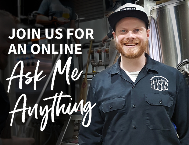 Ask Me Anything; KPU Brewing; Jon Howe; brewing; craft beer; info session