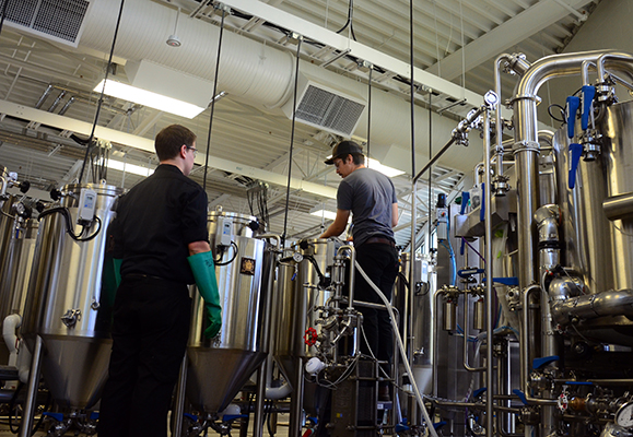 KPU Brewing and Brewery Operations, BC's only brewing diploma program