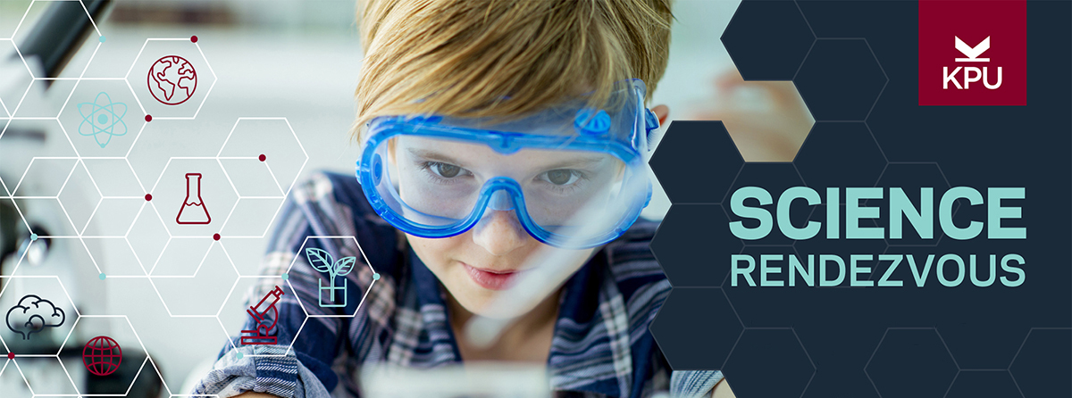 KPU Science Rendezvous, Science Chase, Science Odyssey, STEAM, STEM, activities, Science Rendezvous