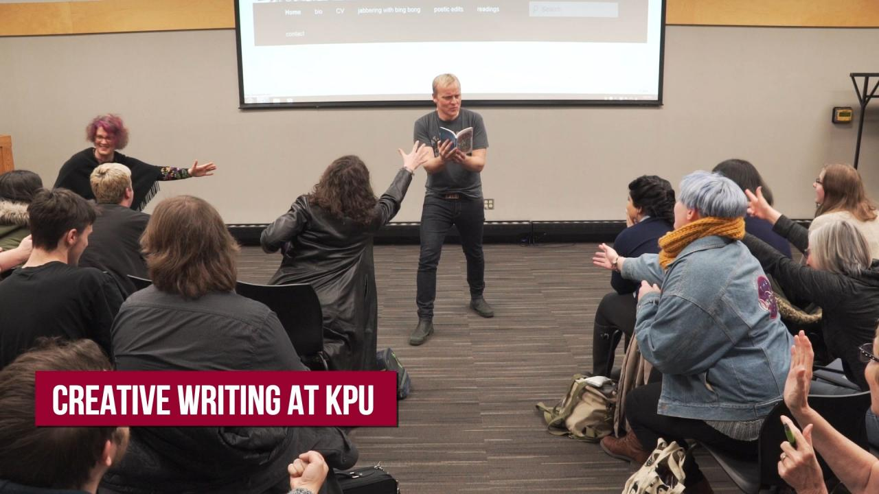 KPU_Creative_Writing