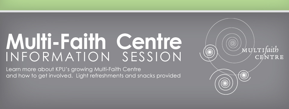 Multi-faith Information Session