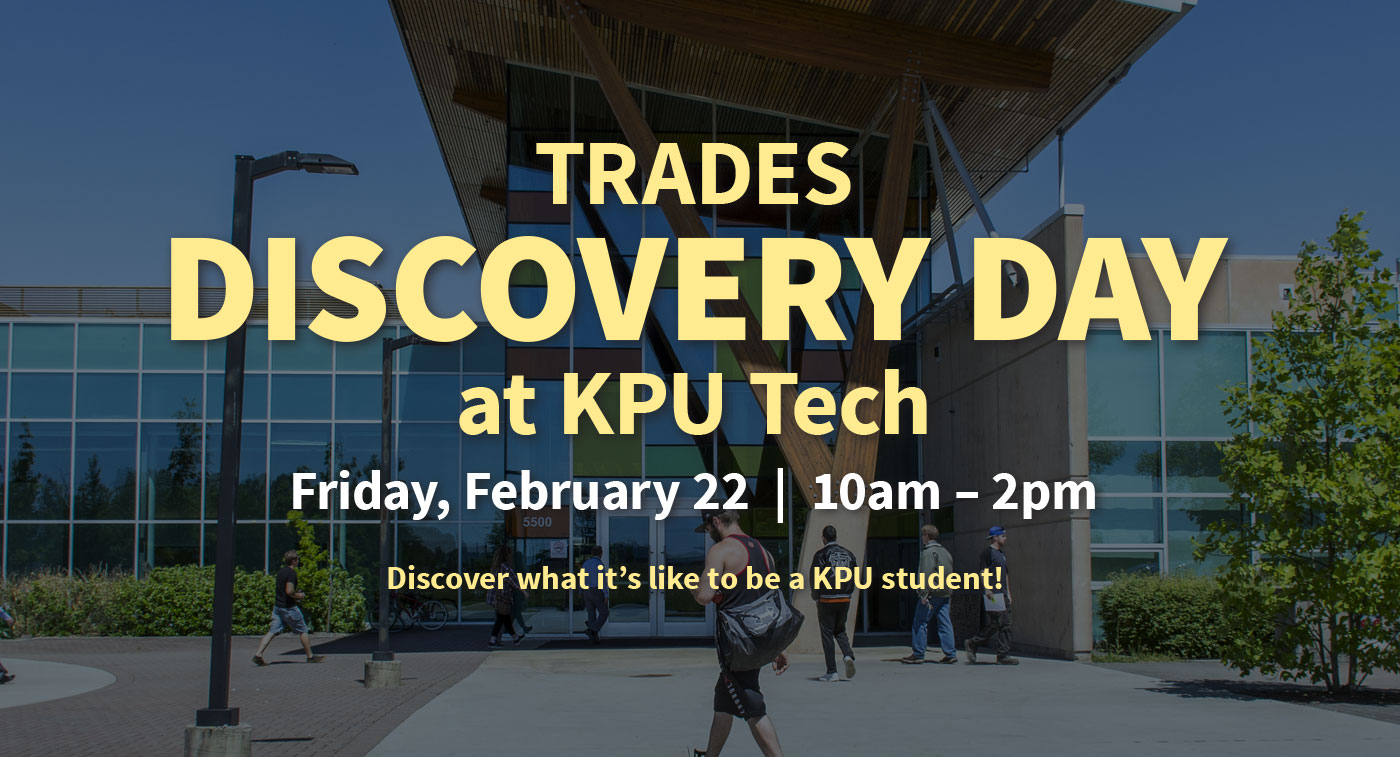 Trades Discovery Day
