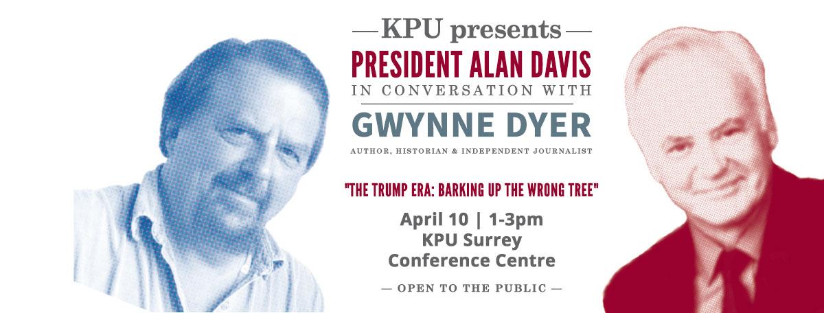 President's Dialogue Gwynne Dyer