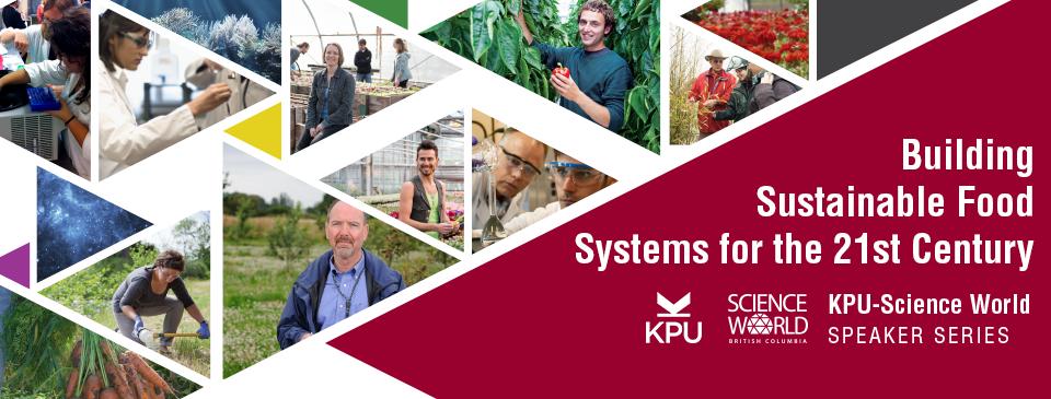 KPU-Science World Speaker Series