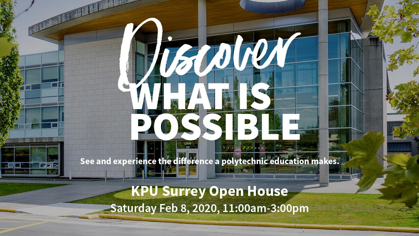 Surrey Open House