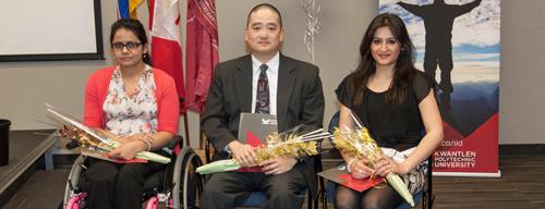 Giving Back Recipients 2014