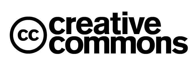 Logo of the Creative Commons organization