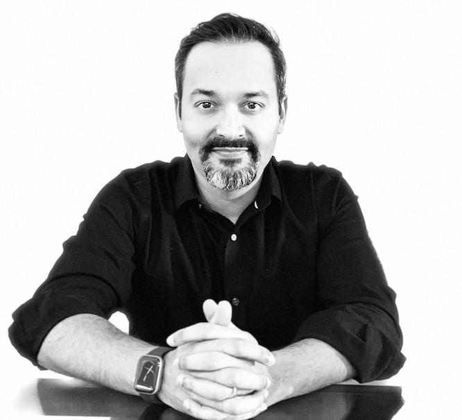 Headshot of Rajiv Jhangiani