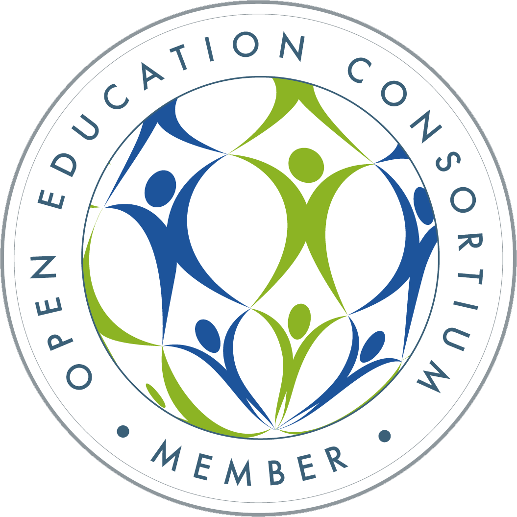 Members Badge for the Open Education Consortium
