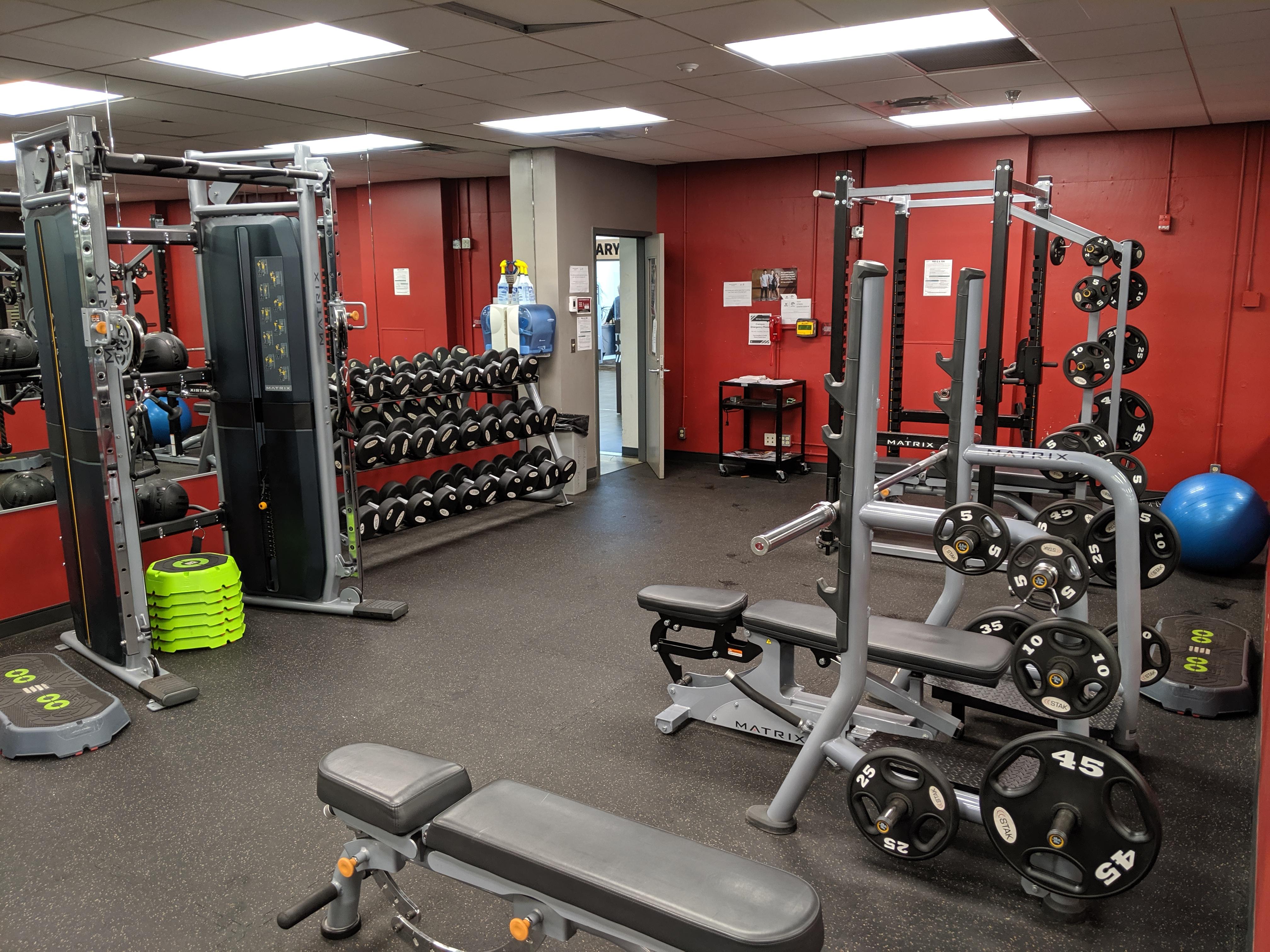 Tech Fitness Centre